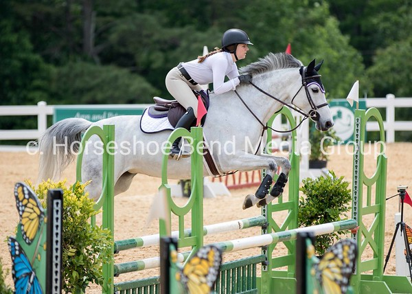 2021 Keswick Horse Show -- Saturday -- Sandy Gerald & Northern Rings
