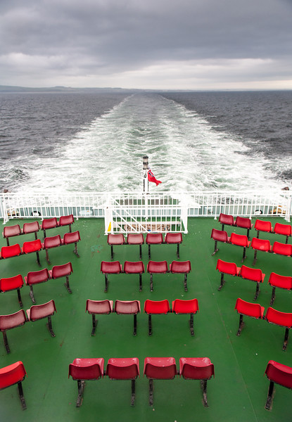 On the Arran Ferry