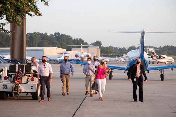 09.04.2020 Fly-Around Tour - Atlanta Stop