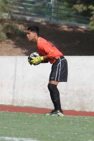 PCC Mens Soccer 10/14 vs Cerritos