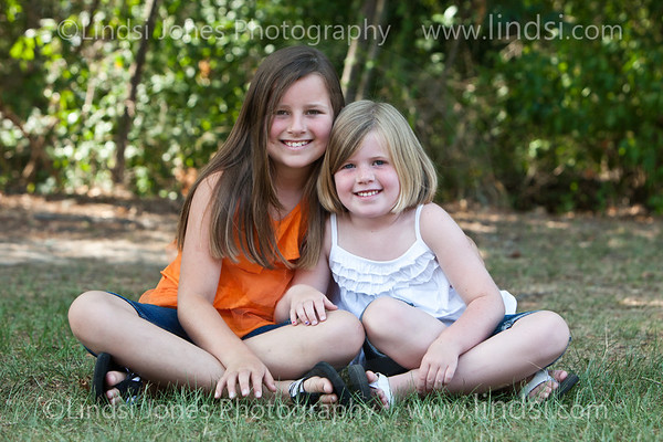 Riley and Kailey