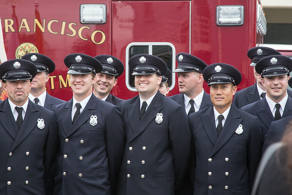 James: SFFD EMT Graduation