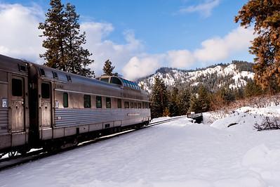 Leavenworth Snow Train