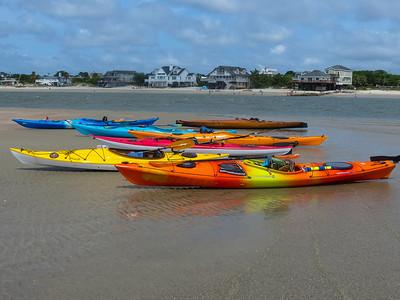 Sullivan's Island Morning Paddle June 2021