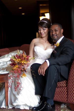 Wedding: Katie and Jujuan