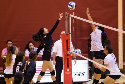 Women's Volleyball - PCC vs LA Trade Tech