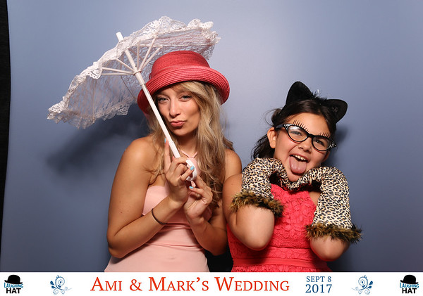 Ami & Mark's Wedding
