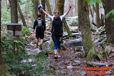 2016 Cloudland Canyon 50/12 Miler