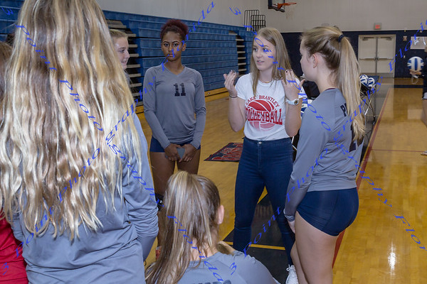 LBHS Freshman Girls Volleyball vs. Oviedo - Aug 22, 2017