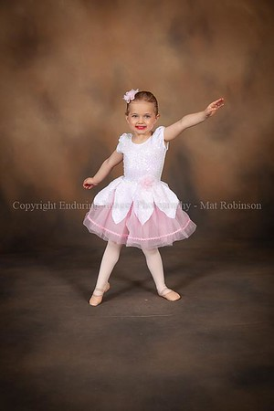 Pre Ballet 1 (Tue 10:30)