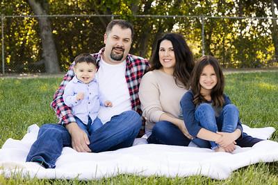 Ojeda Family - April 2019