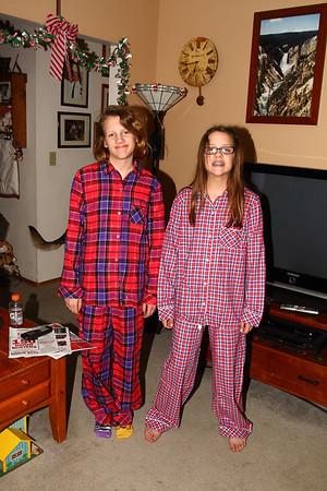 Christmas Eve PJ's