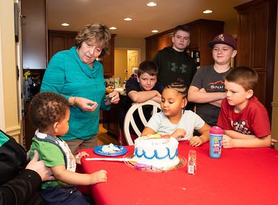 Richard Mabika's First Birthday Celebration