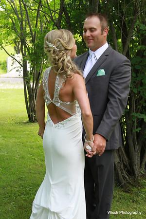 Ashley & Deno Wedding June 2017