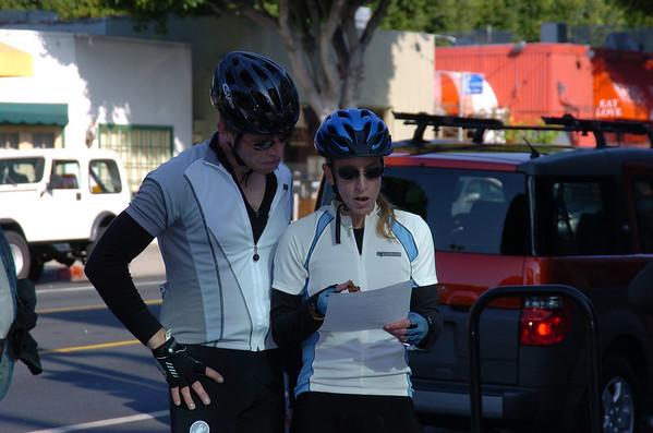 2005  Training Rides