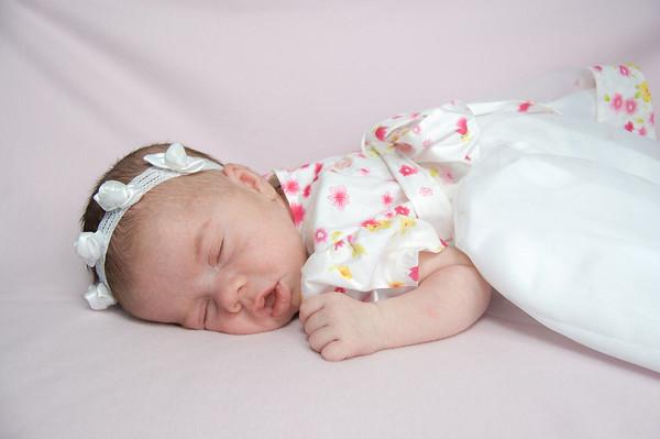 Madeleine's Baby Blessing
