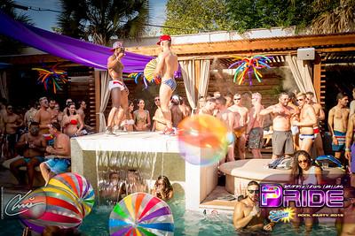 SHINE | Dallas Pride Pool Party 2015