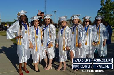 Clark High School Graduation 2017