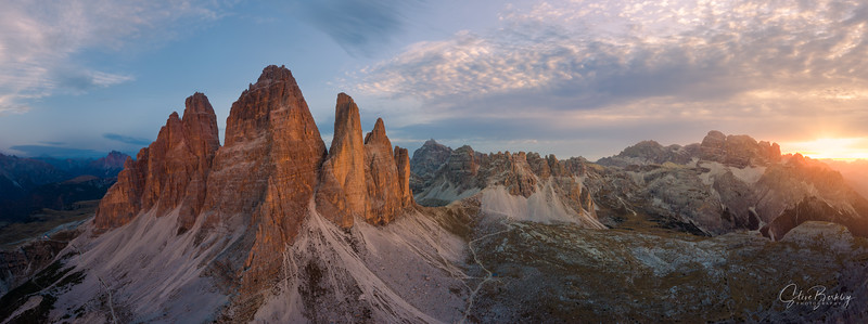 Three Peaks of Lavaredo II