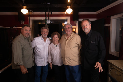 Larry Gatlin & The Gatlin Brothers Band Sat Night VIP Meet and Greet