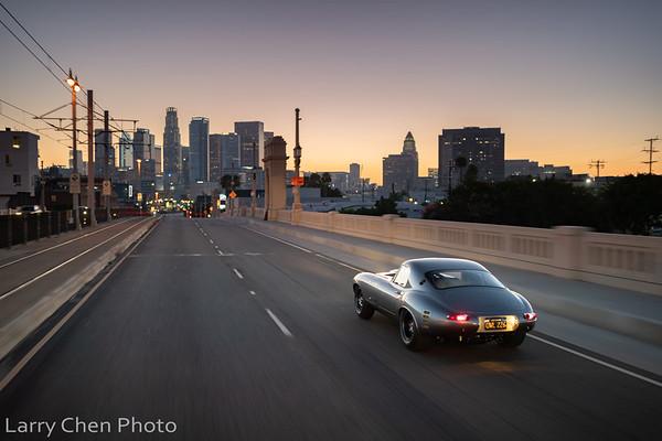Marco Diez's Jaguar E-Type