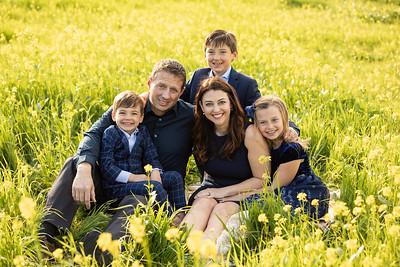 M Mixter Family Spring 2020
