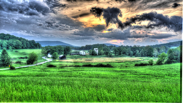 HDRs of Pine Plains