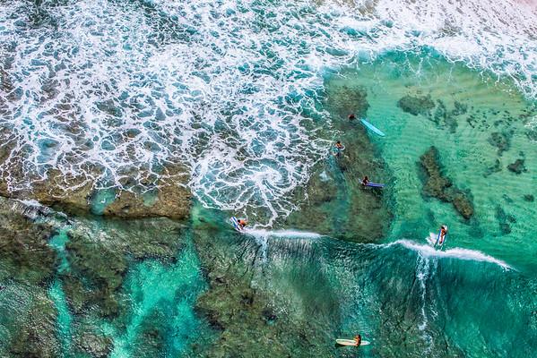 Oahu by Air