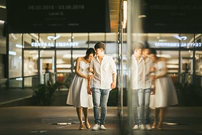 Pre-wedding | Enson + Fern