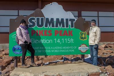 -Pikes Peak