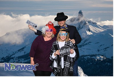 Norwex Whistler - 2018