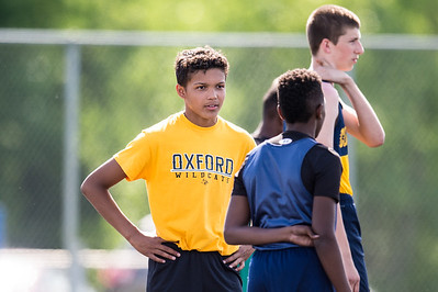 2016 Oakland County Middle School Meet