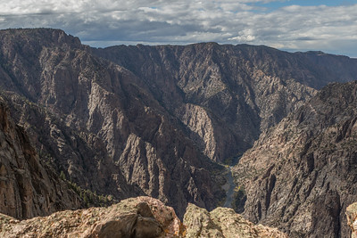 2018 Black Canyon of Gunnison NP - Colorado