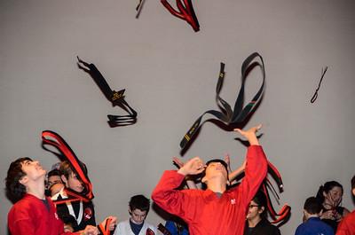 PMA Karate Ceremony
