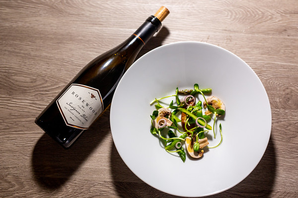 Proposal Dinner in Toronto - Chef & Somm - 11 21 2020