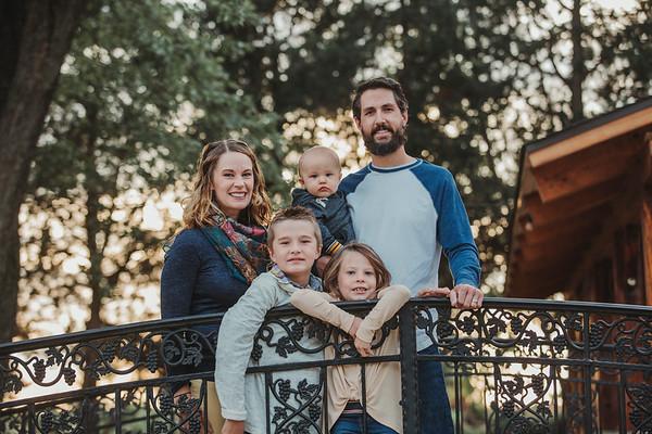 Pearson Family 2018