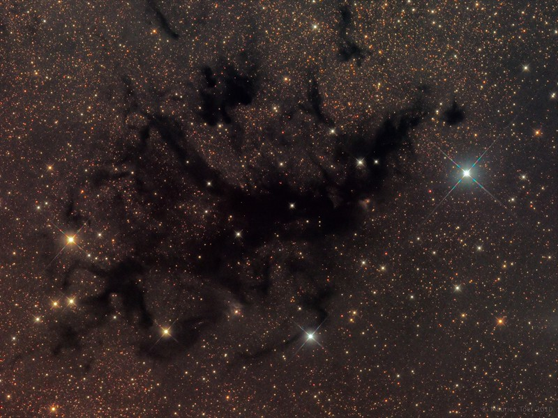 Lynds Dark Nebula 673