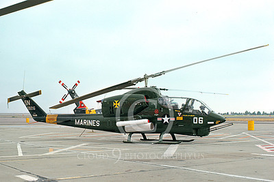 Bell AH-1 Cobra US Marine Corps Military Helicopter Pictures