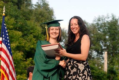 2011 BBA Graduation Part I photos by Gary Baker