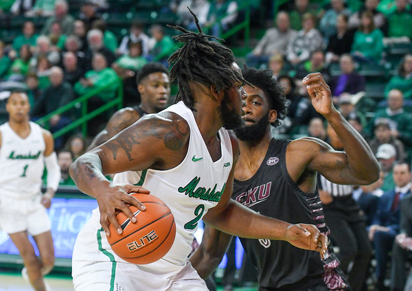 12.19.19 Marshall Basketball vs. EKU
