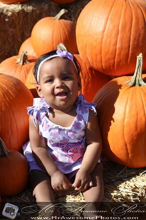 Danica's 1st Halloween