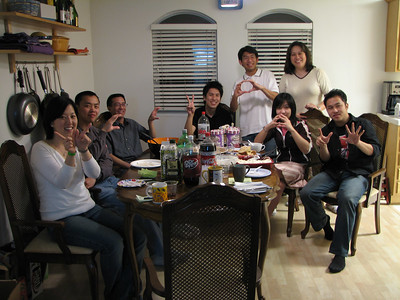 2007.03.11 Sun - SoCal EC dinner @ Teresa Chia's