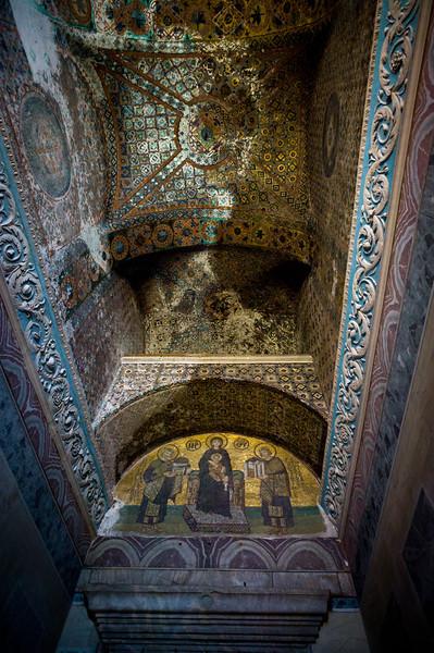 Hagia Sophia christian decor
