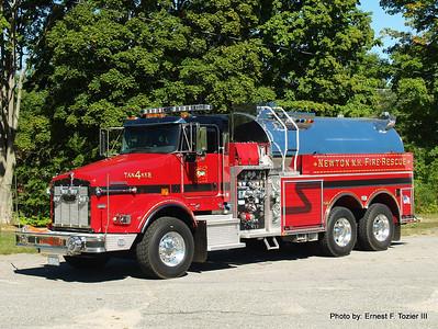 Newton, NH Fire Apparatus