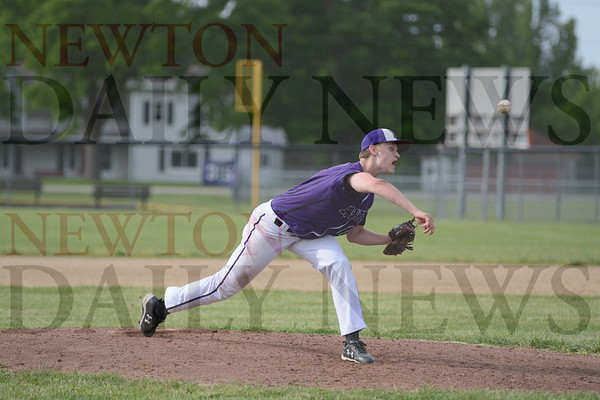Baxter Baseball vs. Collins-Maxwell 6-6-19