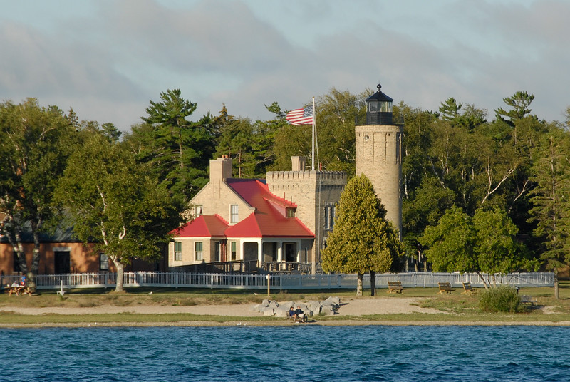 Mackinac Point Light