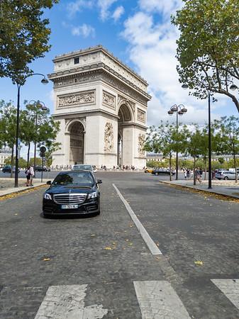 08_Paris - Arc de Triomphe