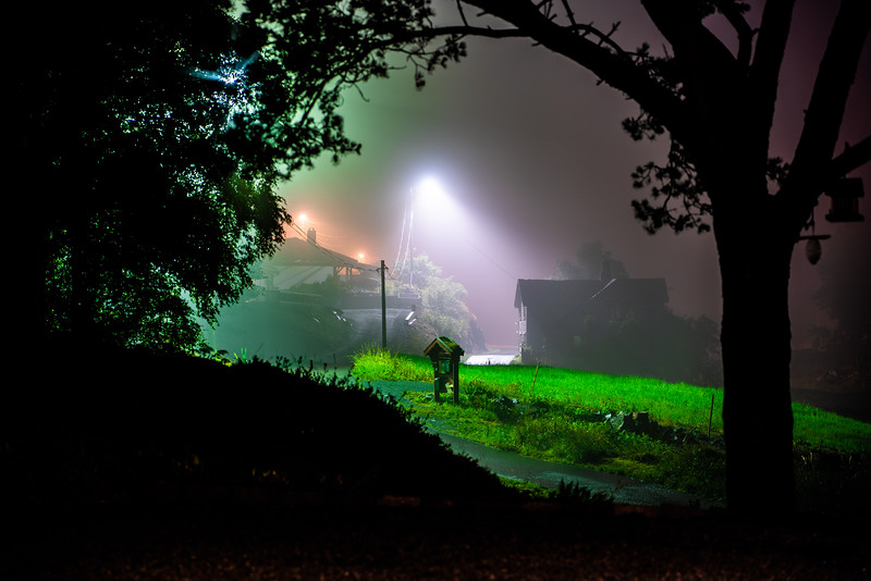 Green Hope in the Dark