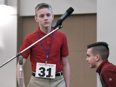 2020 Macomb County Spelling Bee