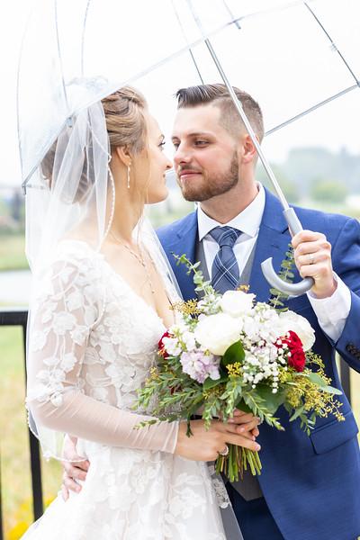 Amanda & Bryan | Wedding at Fete of Wales in Wales, WI